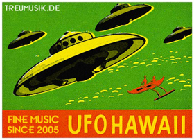 ByteFM: UFO Hawaii vom 08.11.2014