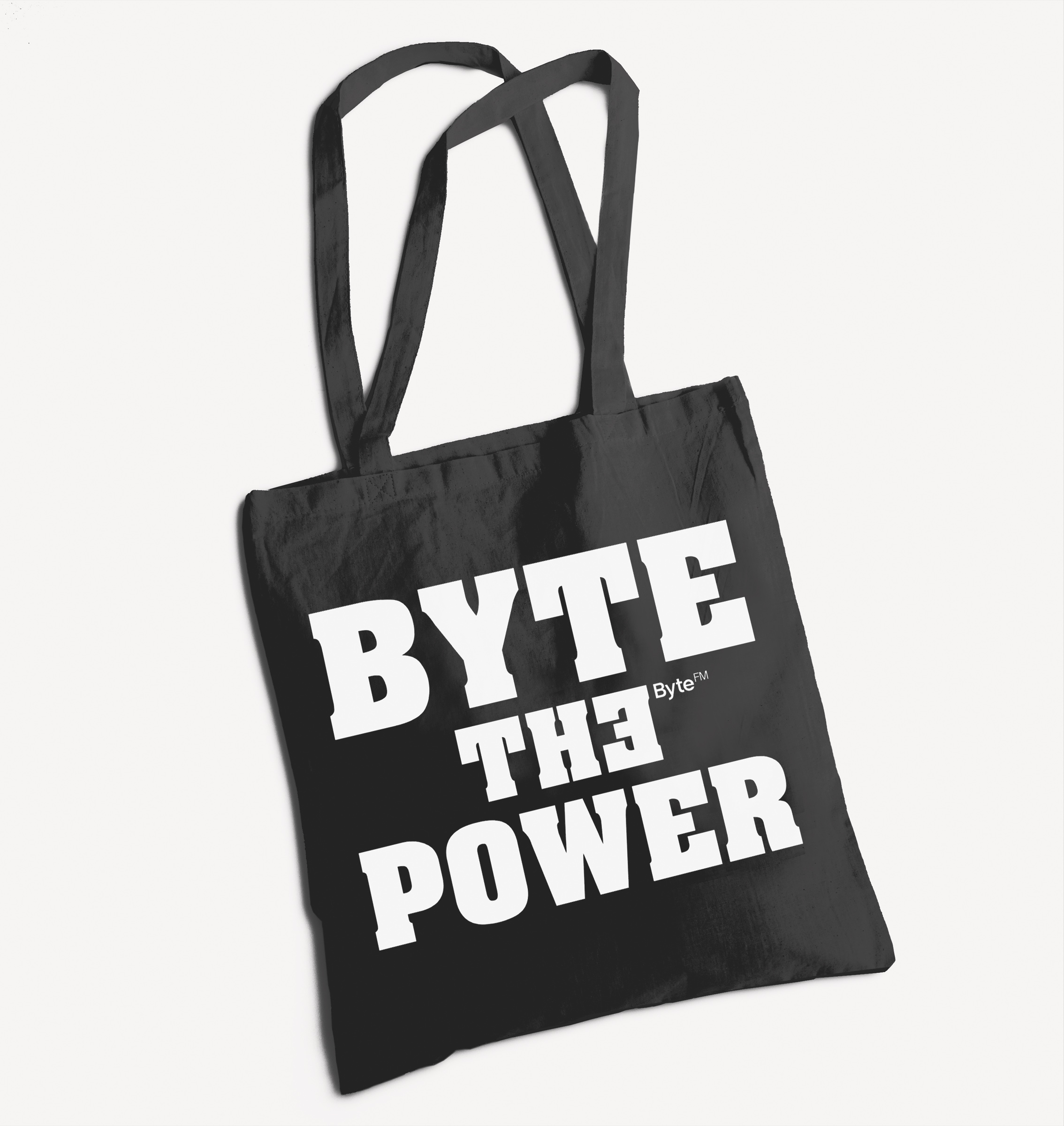 Beutel »Byte The Power«