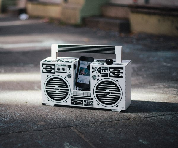 ByteFM Berlin-Boombox