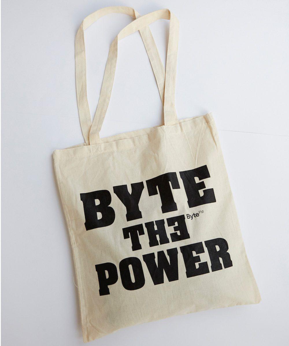 ByteFM Beutel