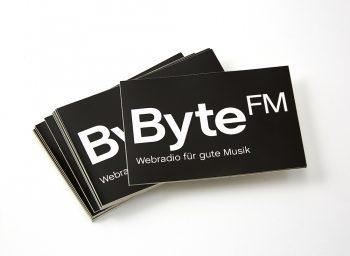 ByteFM Sticker