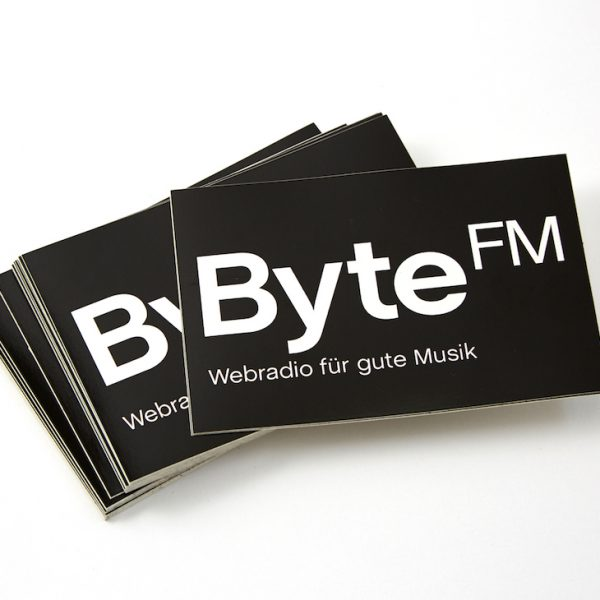 ByteFM Sticker