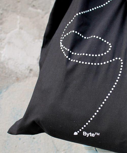ByteFM Dots Beutel