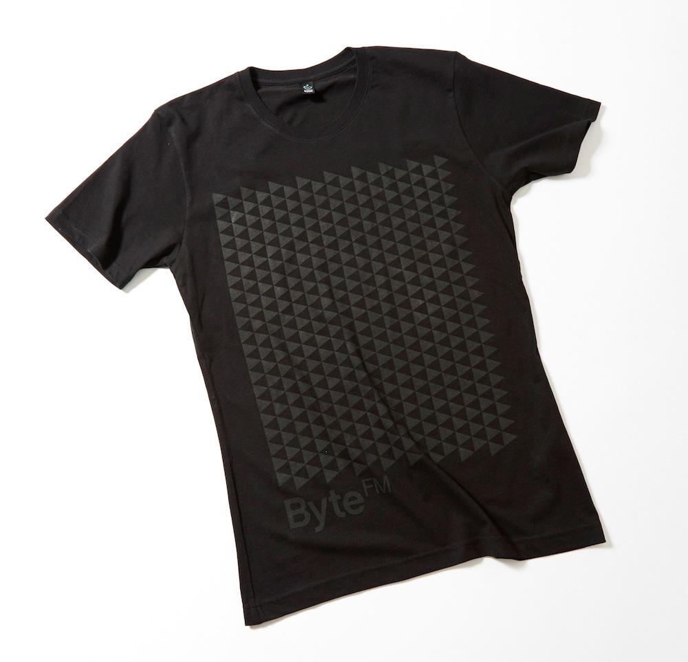 ByteFM Shirt Delta