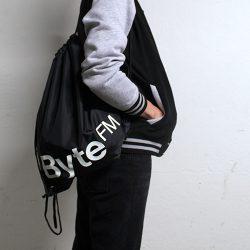 ByteFM Turnbeutel Byte