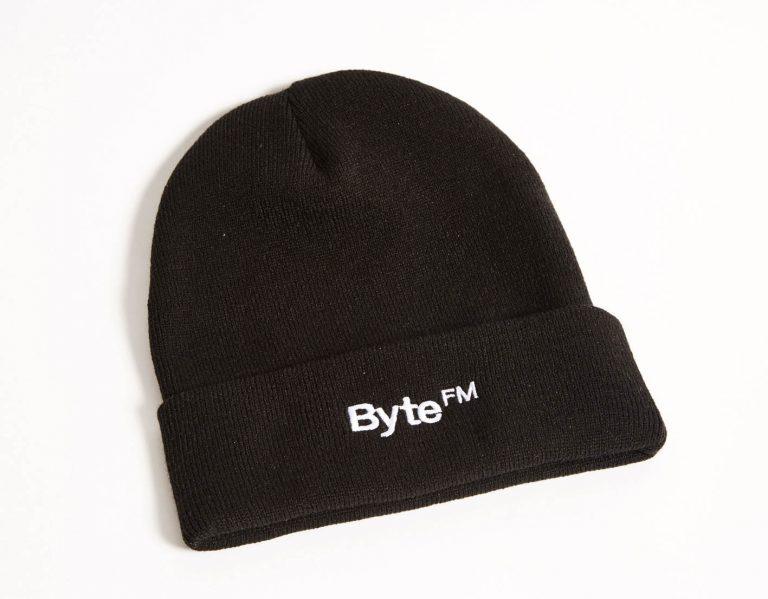 ByteFM Beanie