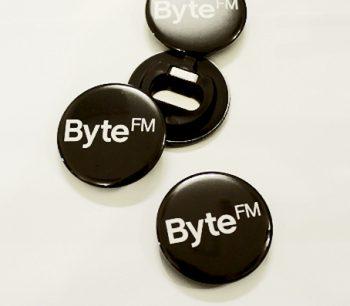 ByteFM Flaschenöffner