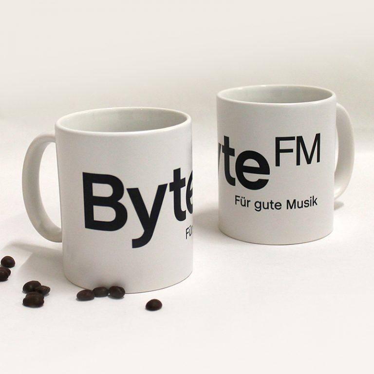 ByteFM Tasse